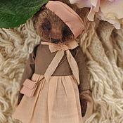 Куклы и игрушки ручной работы. Ярмарка Мастеров - ручная работа Мишка....... Handmade.
