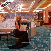 Одежда ручной работы. Ярмарка Мастеров - ручная работа Черное платье с открытой спиной. Handmade.