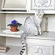 """Мебель ручной работы. Ярмарка Мастеров - ручная работа. Купить мебель в стиле шебби шик """"Перламутровый ветер"""". Handmade. Мебель"""