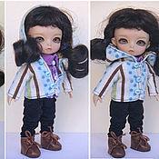 Одежда для кукол ручной работы. Ярмарка Мастеров - ручная работа Разная одежда для 1/8 бжд Lati Yellow, Pukifee, Nikki Britt +кожаная. Handmade.