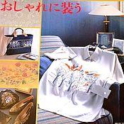 Материалы для творчества ручной работы. Ярмарка Мастеров - ручная работа Япония вышивка одежды.. Handmade.