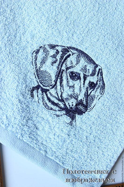 Ванная комната ручной работы. Ярмарка Мастеров - ручная работа. Купить Собаки. Для любимых друзей. Полотенца.. Handmade.