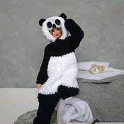 """Одежда для кукол ручной работы. Ярмарка Мастеров - ручная работа Пижама для Барби """"Панда"""". Handmade."""