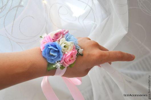 Бутоньерки для подружек невесты своими руками мастер класс 34