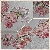 Картины и панно handmade. Livemaster - original item Panels: Floral Rhapsody. Handmade.