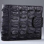 Сумки и аксессуары handmade. Livemaster - original item Wallet crocodile leather strap with IMA0224B22. Handmade.
