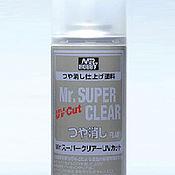 Материалы для творчества ручной работы. Ярмарка Мастеров - ручная работа Mr.Super Clear Cut Flat (Клир) матовый с UV фильтром. Handmade.
