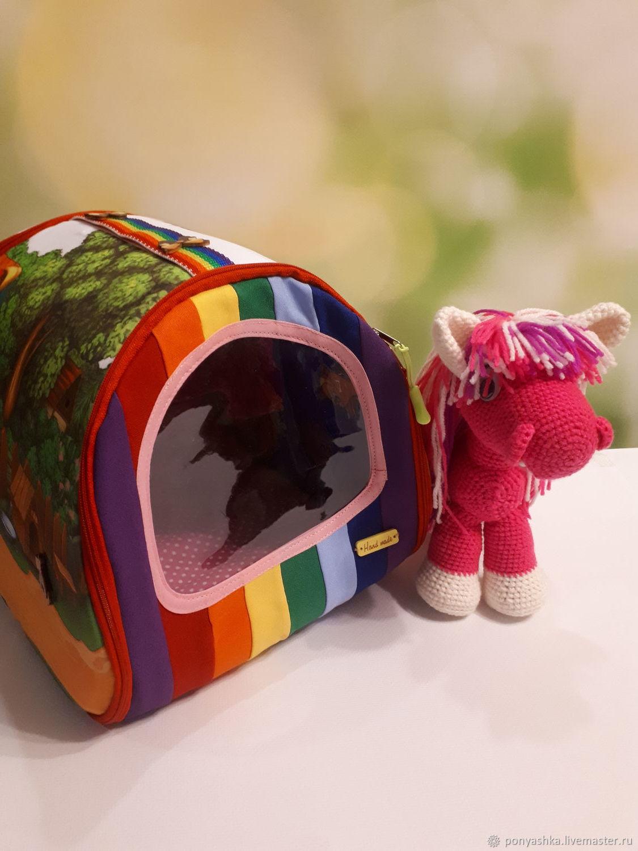 Сумка-домик для пони, Кукольные домики, Чехов,  Фото №1