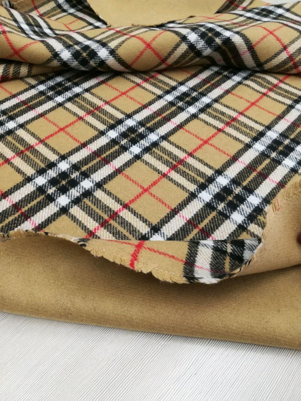 50% Ткань пальтовая BURBERRY П-136 Итальянская ткань, Ткани, Новосибирск,  Фото №1