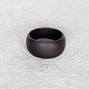 Кольца ручной работы. Ярмарка Мастеров - ручная работа Деревянное кольцо.. Handmade.