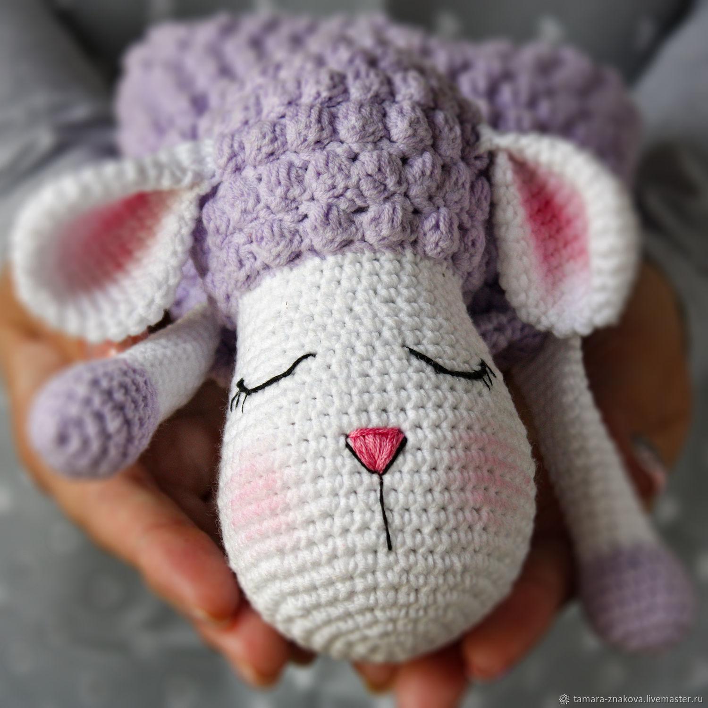 Игрушка сплюшка овечка Лаванда Роза Ароматная игрушка, Мягкие игрушки, Симферополь,  Фото №1
