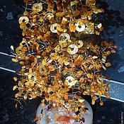 Для дома и интерьера ручной работы. Ярмарка Мастеров - ручная работа Дерево из янтаря. Handmade.