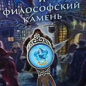 handmade. Livemaster - original item Bookmark for the book