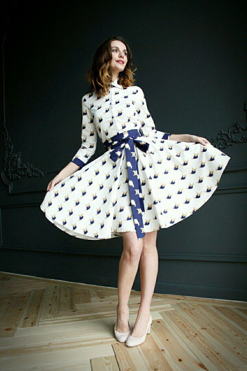 749adaef654 Платья ручной работы. Ярмарка Мастеров - ручная работа. Купить Женское  платье-рубашка из ...