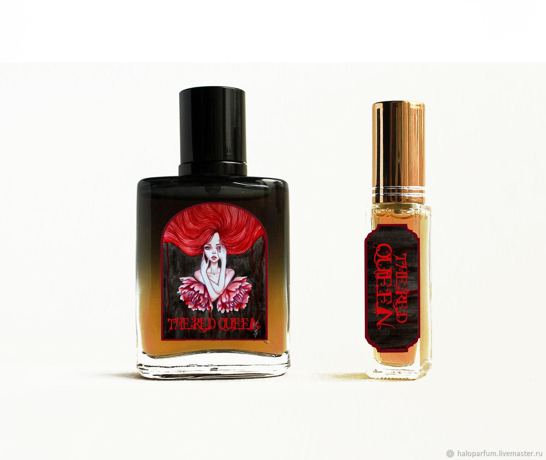 "Духи ""Красная Королева"" (Red Queen), Духи, Воронеж,  Фото №1"