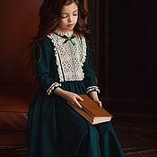 Платья ручной работы. Ярмарка Мастеров - ручная работа Платье «Элизабет». Handmade.