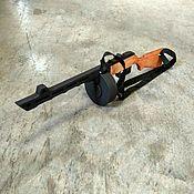 Дизайн и реклама ручной работы. Ярмарка Мастеров - ручная работа Автомат ППШ (Пистолет-пулемёт Шпагина). Handmade.