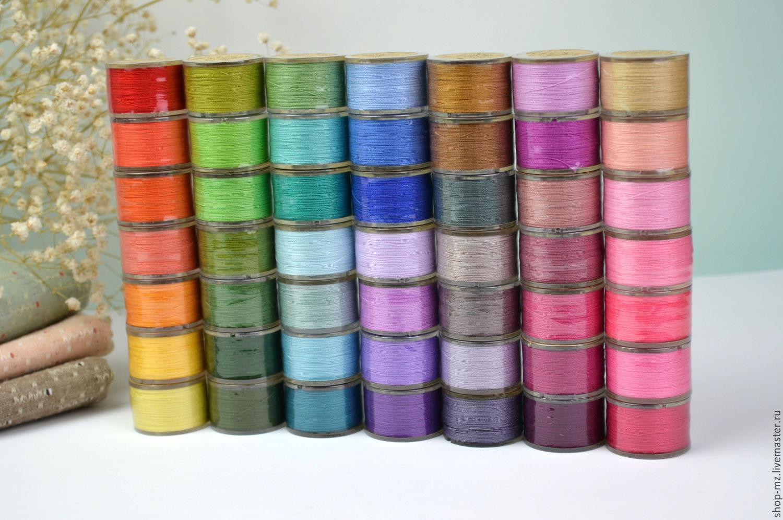 Нитки для вязания и вышивки 240