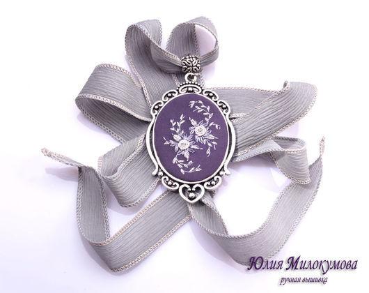 Кулон `Fleurs de Provence`