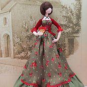 Куклы и игрушки ручной работы. Ярмарка Мастеров - ручная работа Парижанка. Handmade.