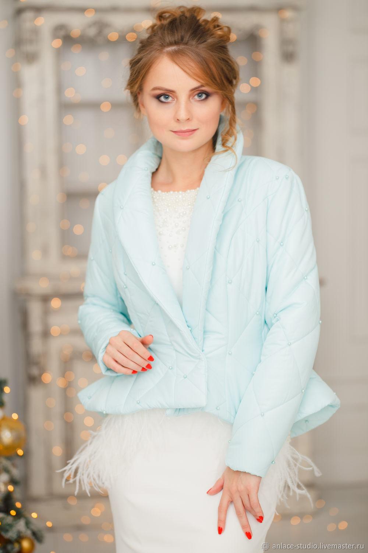 Bridal bolero, Wedding Bolero, Winter wedding coat, Unique jacket, Tam, Capes, Moscow,  Фото №1