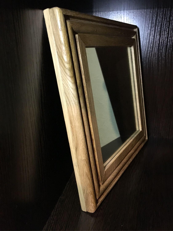 Зеркало из дуба, Зеркала, Санкт-Петербург,  Фото №1
