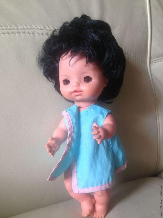 Винтажные куклы и игрушки. Ярмарка Мастеров - ручная работа. Купить кукла ГДР. Handmade. Бежевый, кукла гдр, кукла винтаж