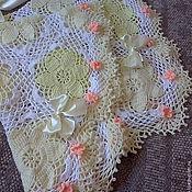 Для дома и интерьера handmade. Livemaster - original item plaid-blanket