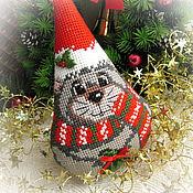 Подарки к праздникам handmade. Livemaster - original item Christmas toy