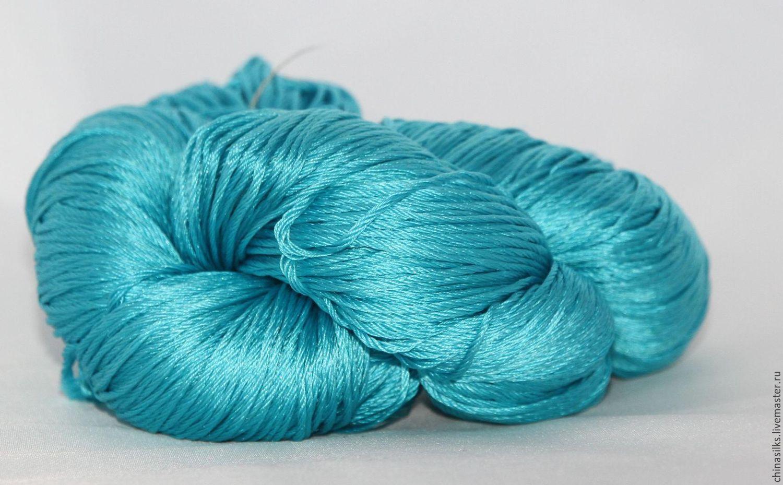 Что вяжут из шёлка - вязание спасет мир 9