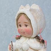 Будуарная кукла ручной работы. Ярмарка Мастеров - ручная работа Авторская кукла Анютка. Handmade.