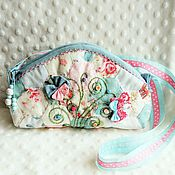 Работы для детей, ручной работы. Ярмарка Мастеров - ручная работа Сумка летняя для девочки, бабочки, цветочки, лето, сумочка текстильная. Handmade.
