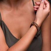 Украшения handmade. Livemaster - original item Bracelet made of amber. Handmade.
