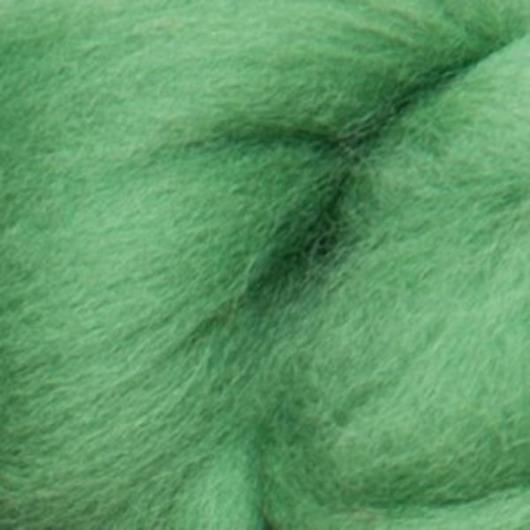 Валяние ручной работы. Ярмарка Мастеров - ручная работа. Купить Меринос 16 мк окрашенный - цвет Английская деревня. Handmade.