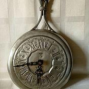 Винтаж ручной работы. Ярмарка Мастеров - ручная работа Часы-сковорода Германия. Handmade.