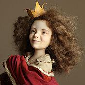 Куклы и игрушки ручной работы. Ярмарка Мастеров - ручная работа Королевишна, авторская кукла. Handmade.