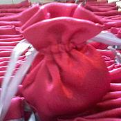 Материалы для творчества handmade. Livemaster - original item Bags for jewelry. Handmade.