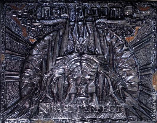 Фантазийные сюжеты ручной работы. Ярмарка Мастеров - ручная работа. Купить Terrorblade. Handmade. Металлический, черненый металл