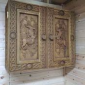 Для дома и интерьера handmade. Livemaster - original item Cabinet mounted. Handmade.