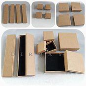 Материалы для творчества ручной работы. Ярмарка Мастеров - ручная работа Крафт - коробочки. Handmade.