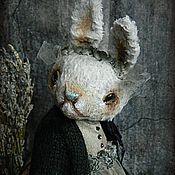 Куклы и игрушки ручной работы. Ярмарка Мастеров - ручная работа Зайчик Патрисия Винд. Handmade.