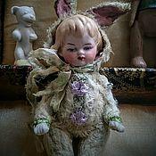 Куклы и игрушки ручной работы. Ярмарка Мастеров - ручная работа Тедди долл Мятный (повтор). Handmade.