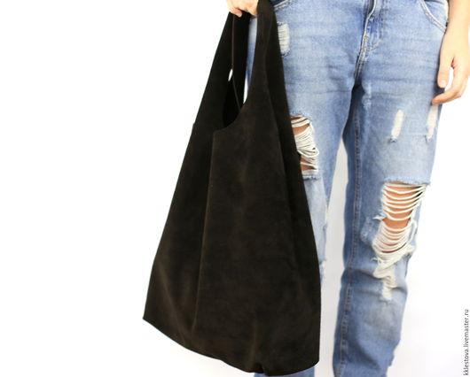 Женские сумки ручной работы. Ярмарка Мастеров - ручная работа. Купить 1.Сумка - Мешок - Пакет - среднего размера. Handmade.