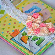 """Работы для детей, ручной работы. Ярмарка Мастеров - ручная работа Повязка на голову для девочки """"Сердечный букетик """". Handmade."""