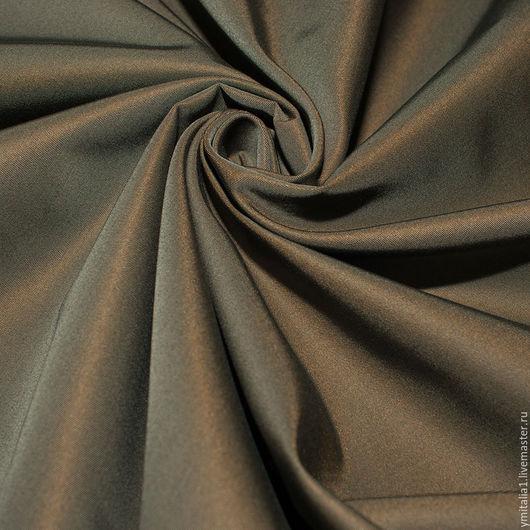 Шитье ручной работы. Ярмарка Мастеров - ручная работа. Купить Плащевая ткань  хамелеон  AQUASCUTUM. Handmade. Именная ткань