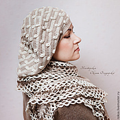 Аксессуары handmade. Livemaster - original item Knit kit