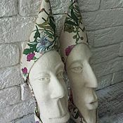 """Для дома и интерьера ручной работы. Ярмарка Мастеров - ручная работа Войлочная скульптура """"Этим летом"""". Handmade."""