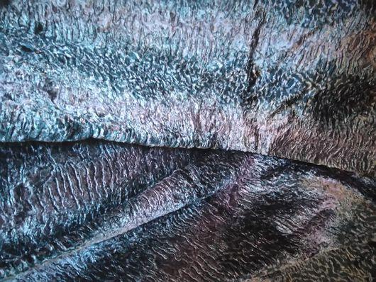 Верхняя одежда ручной работы. Ярмарка Мастеров - ручная работа. Купить Итальянская ткань имитация каракульчи. Handmade. Ткань для шитья