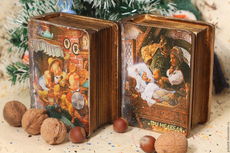 Good stories (box-booklets), Interior elements, Sergiev Posad,  Фото №1