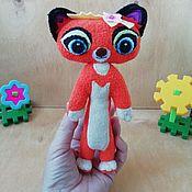 Куклы и игрушки handmade. Livemaster - original item weasel Mila m/f Leo and TIG. Handmade.